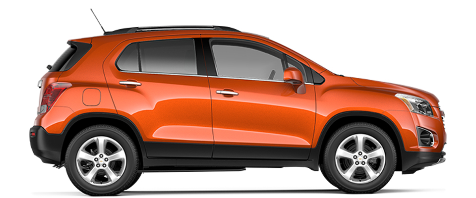 2015 Chevy Trax Overview Image