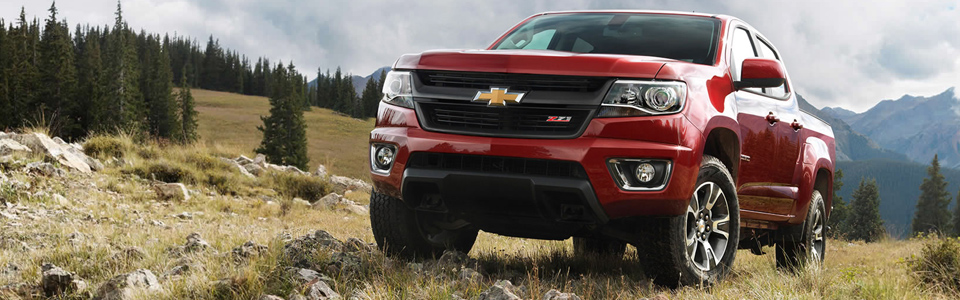 2015 Chevy Colorado warranty image