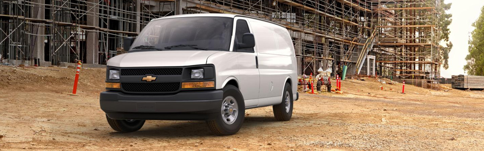 2015 Chevy Express warranty image