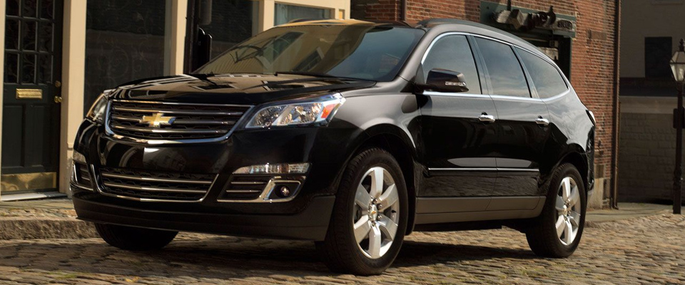 2015 Chevy Traverse Appearance Image