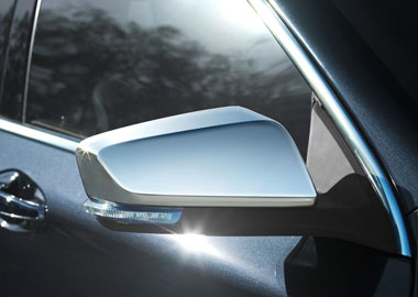 Power Adjustable Mirrors